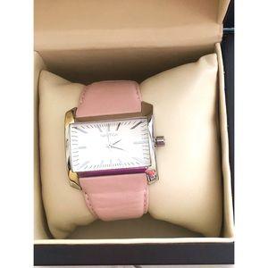 Nautica pink watch